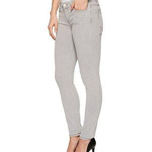 PAIGE Grey Skinny Jeans EUC Verdugo Ankle Size 25